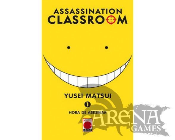 ASSASSINATION CLASSROOM #01 - PANINI MANGA