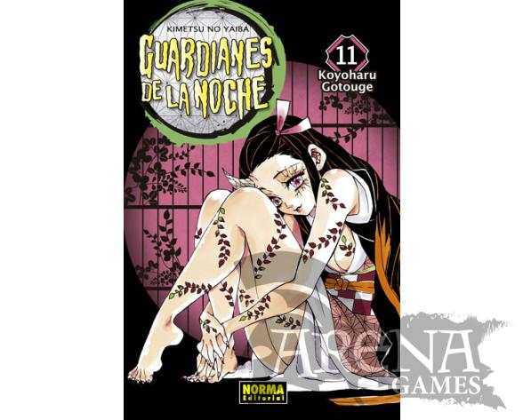 Guardianes de la noche #11 - Norma