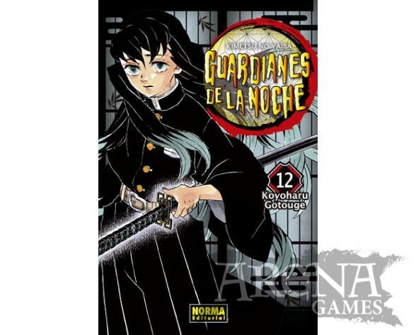 Guardianes de la noche #12 - Norma