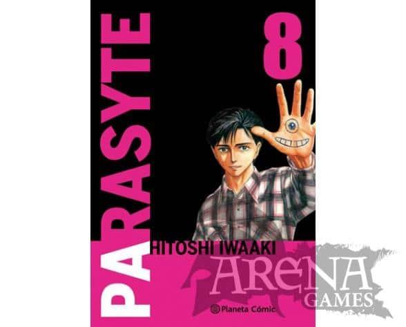 PARASYTE #08 - Planeta Comic