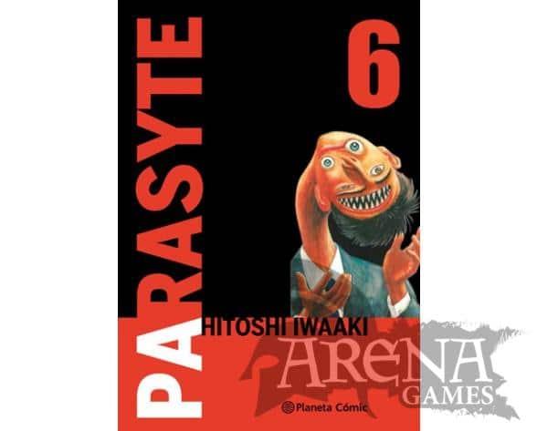 PARASYTE #06 - Planeta Comic