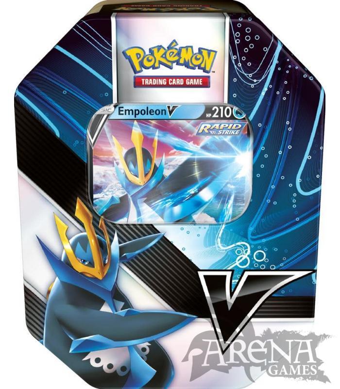 Pokémon TCG – V TIN SUMMER Empoleon (Castellano)