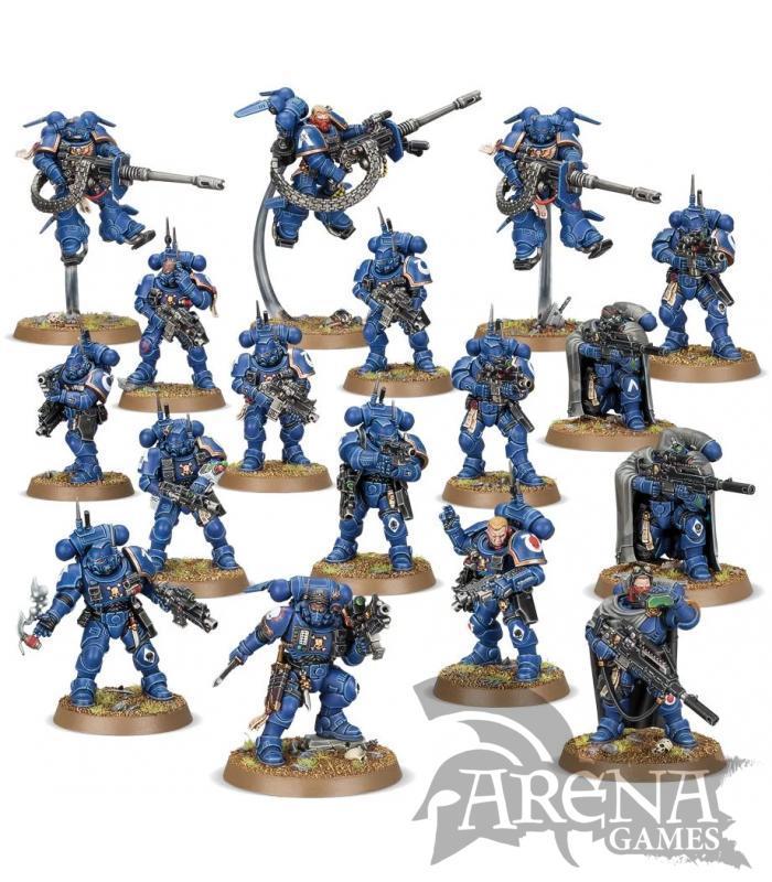 Start Collecting! Vanguard Space Marines | 70-42