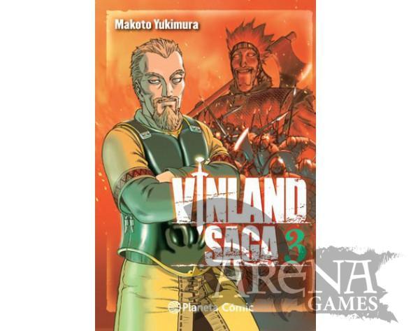 VINLAND SAGA #03 - Planeta Comic