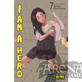 I am a hero #07 - Norma
