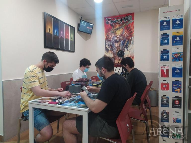 Cartas Magic en Ronda Málaga