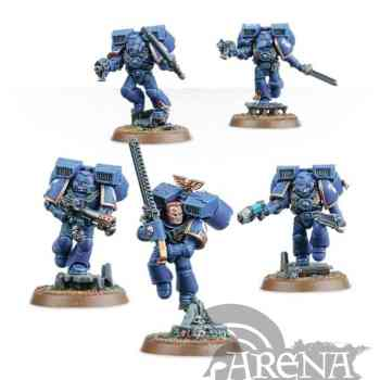 Space Marines Tactical Squad | 48-07