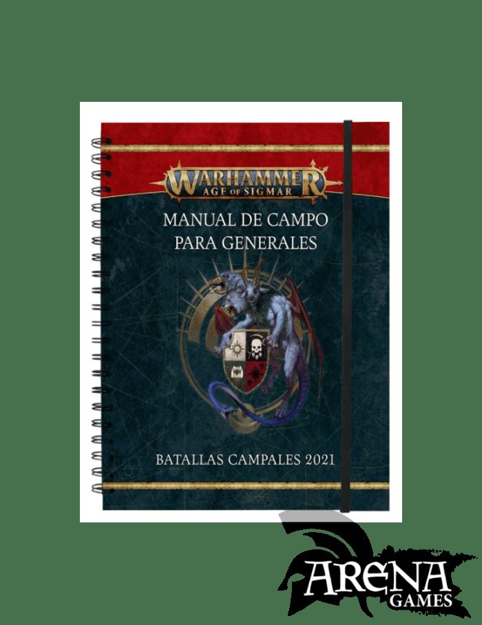 Manual de campo para generales, batallas campales 2021 | 80-18