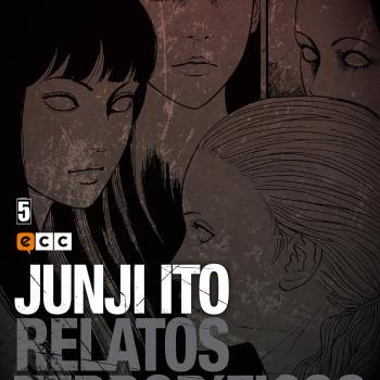 Junji Ito: Relatos terroríficos núm. 05 de 18