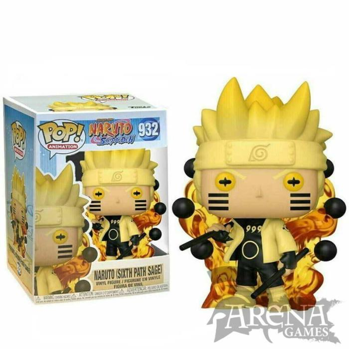 Funko – Naruto – 932 Naruto Six Path