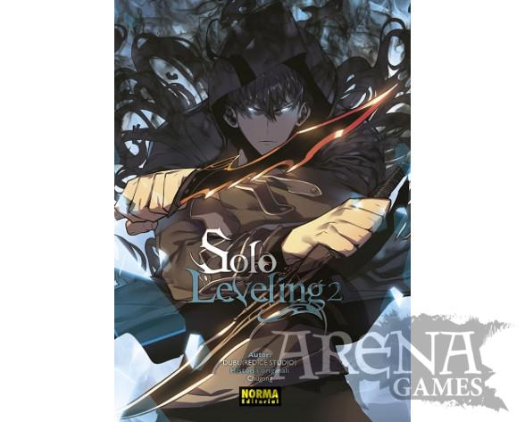SOLO LEVELING #02 – Norma