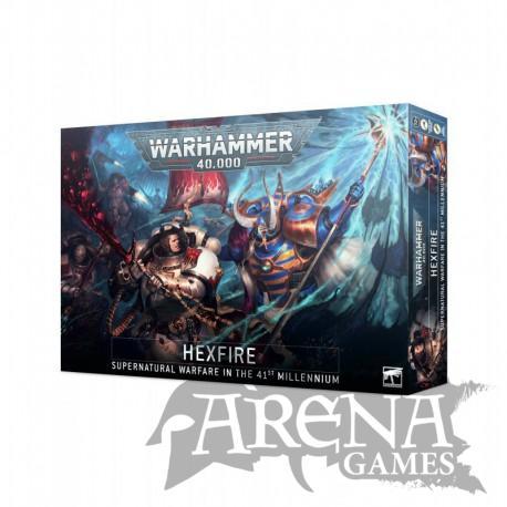 Warhammer 40000: Hechifuego (Castellano) | HX-03