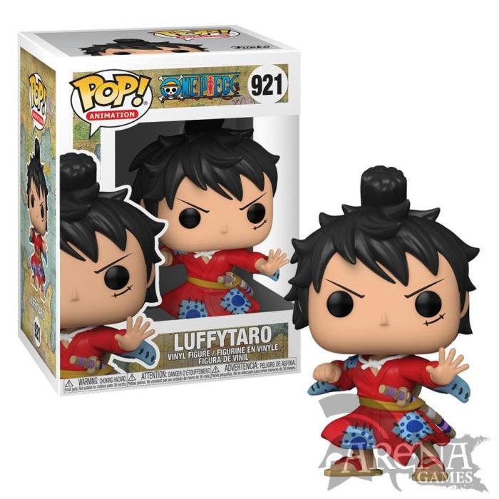 Funko – One Piece – 921 Luffytaro