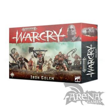 Warcry: Iron Golem | 111-20