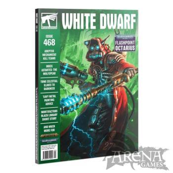 White Dwarf #468 (Inglés)
