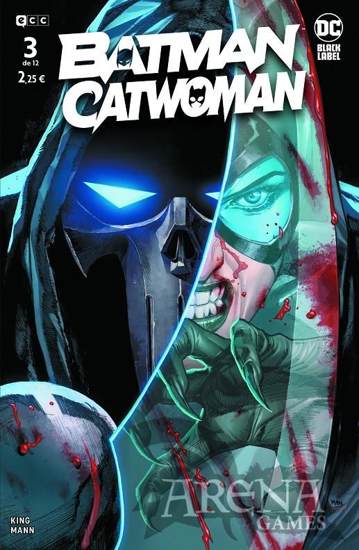 BATMAN CATWOMAN #03 - ECC