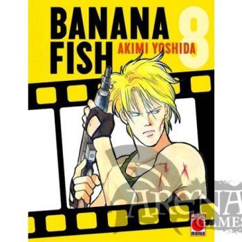 BANANA FISH #08 - PANINI MANGA
