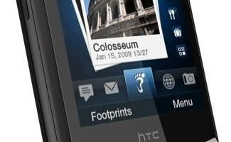HTC aduce Touch Cruise 2