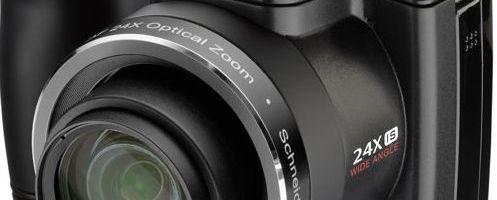 Zoom optic de 24x de la Kodak