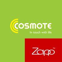 Cosmote a cumparat Zapp