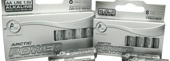 Arctic Cooling se apuca de baterii