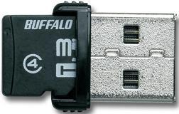 Micro card reader microSD