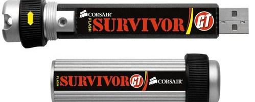 Corsair aduce Survivor GT