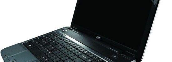 Acer are primul laptop cu display 3D