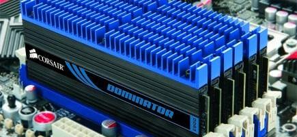 Corsair Dominator 24 GB kit