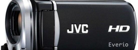 JVC Everio GZ-HD620
