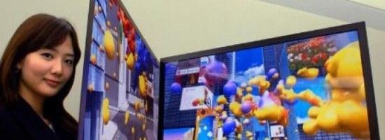 LG are cel mai subtire LCD TV