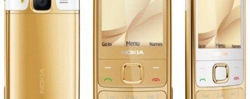 Nokia are telefonul de aur