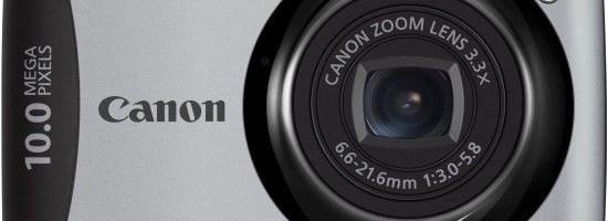 Patru noi camere digitale Canon