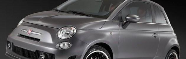 Fiat 500EV vine in 2012