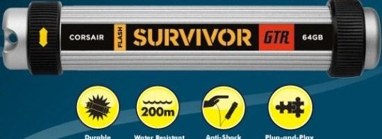 Corsair Survivor GTR