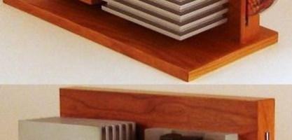 Carcasa Level 11 din lemn