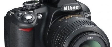 Nikon anunta D3100