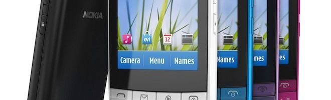 Nokia anunta X3 Touch and Type