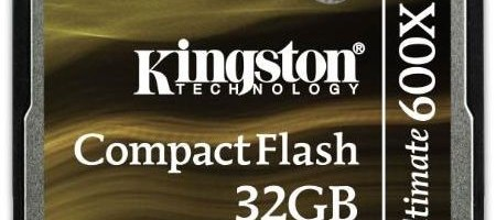 Card de memorie Kingston de 600x