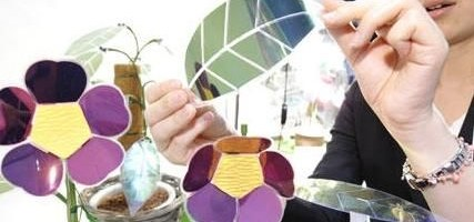 Frunzele artificiale produc energie