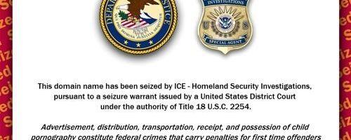 Guvernul SUA a inchis 84.000 de siteuri