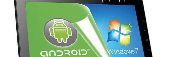 ViewSonic ViewPad 10Pro este dual-OS