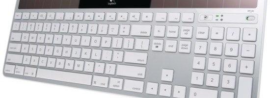 Logitech aduce tastaturi pentru Mac