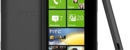 Noi telefoane WinMo7 de la HTC