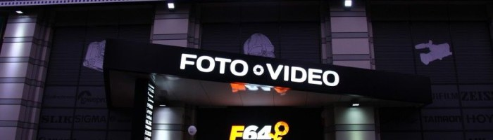 F64 are cel mai mare showroom foto