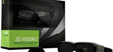 nVidia 3D Vision la generatia  a doua