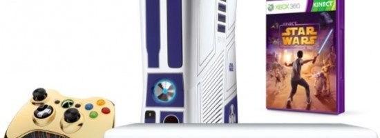 Xbox 360 Kinect editie Star Wars