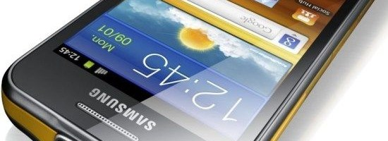 MWC: Samsung Galaxy Beam