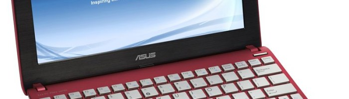 ASUS Eee PC 1025, un netbook rapid
