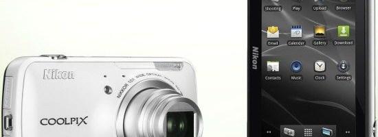 Camera foto cu Android de la Nikon